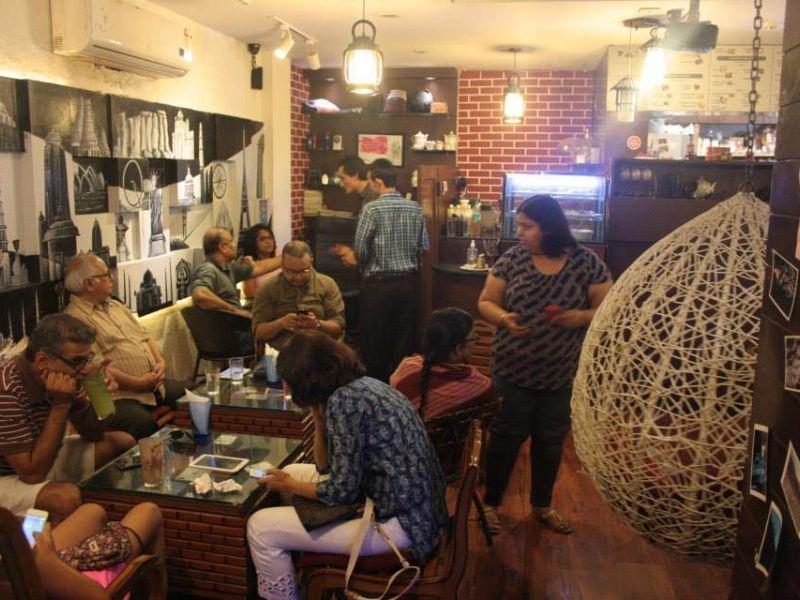 Cafe Wanderlust