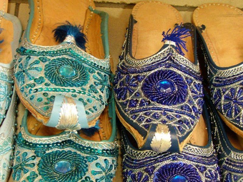 Mochi Bazaar in Jodhpur