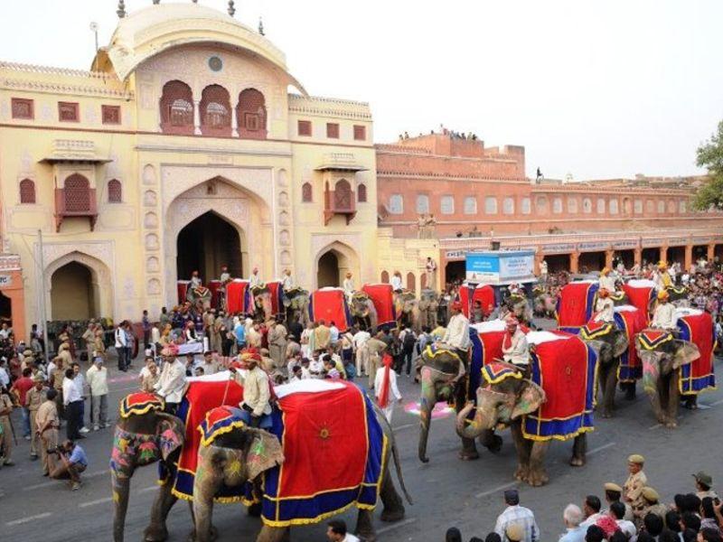 Tripolia Bazaar, Jodhpur.