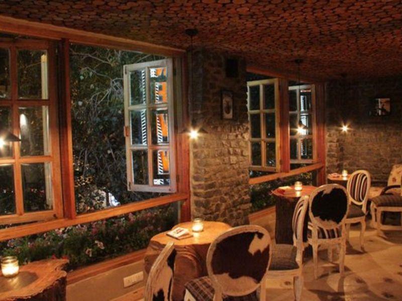 Sakley's Mountain cafe, GK,South Delhi