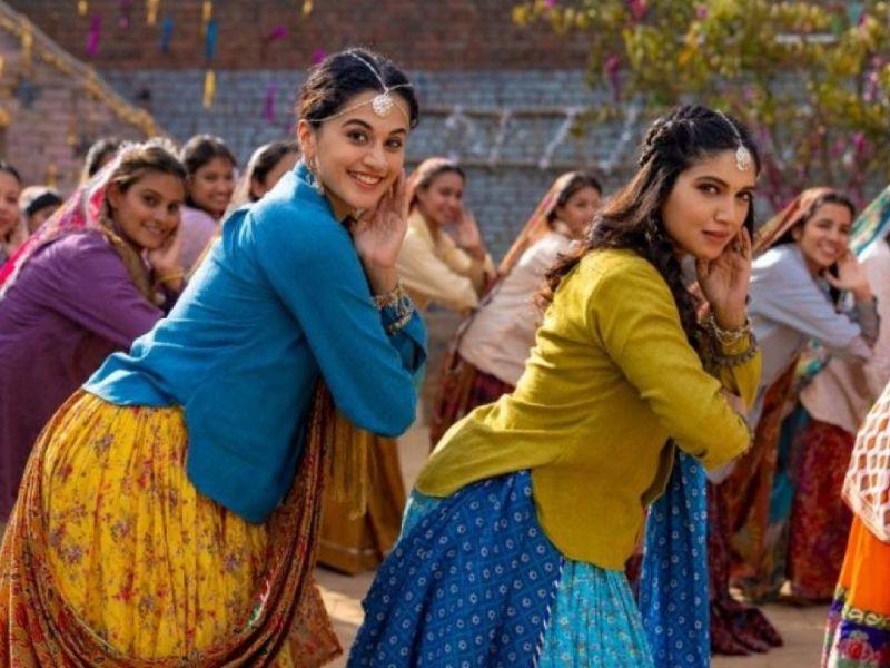 Saand Ki Aankh Movie Dance Scene.