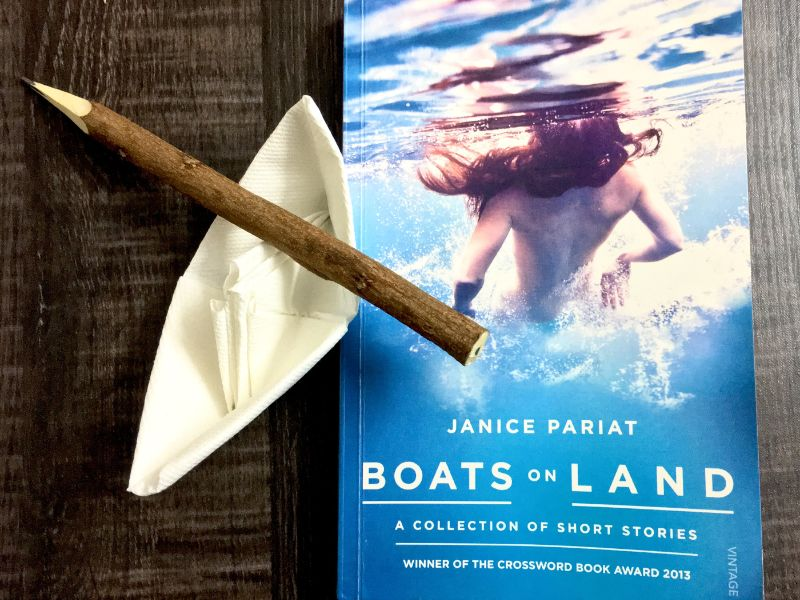 Boats On Land - 10 Books That You Have To Read While You Are Traveling In India.