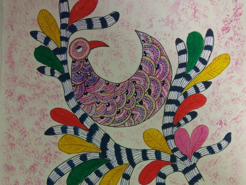Gond Art - Native Arts of India