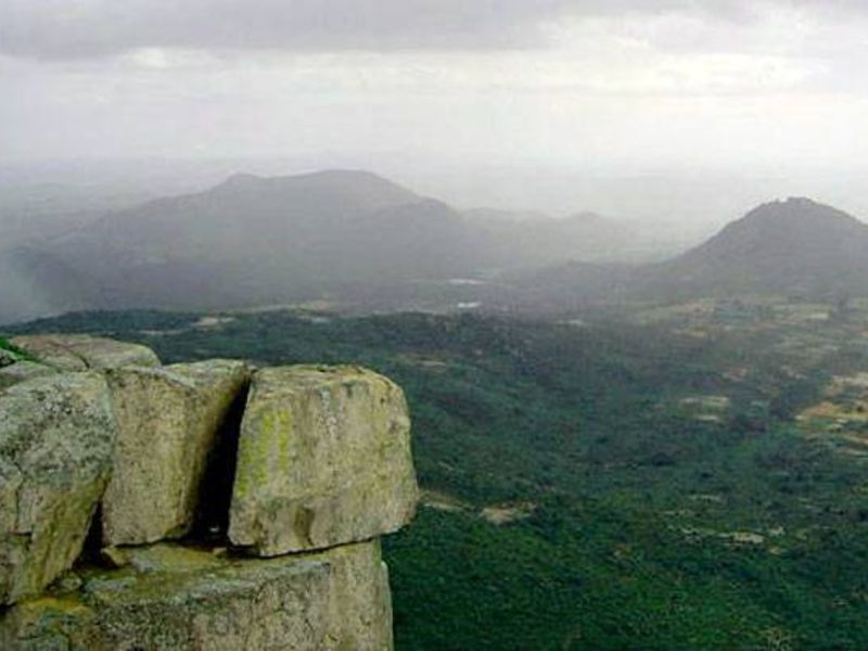 Horsley Hills - Best Places To Visit In India In Summers.
