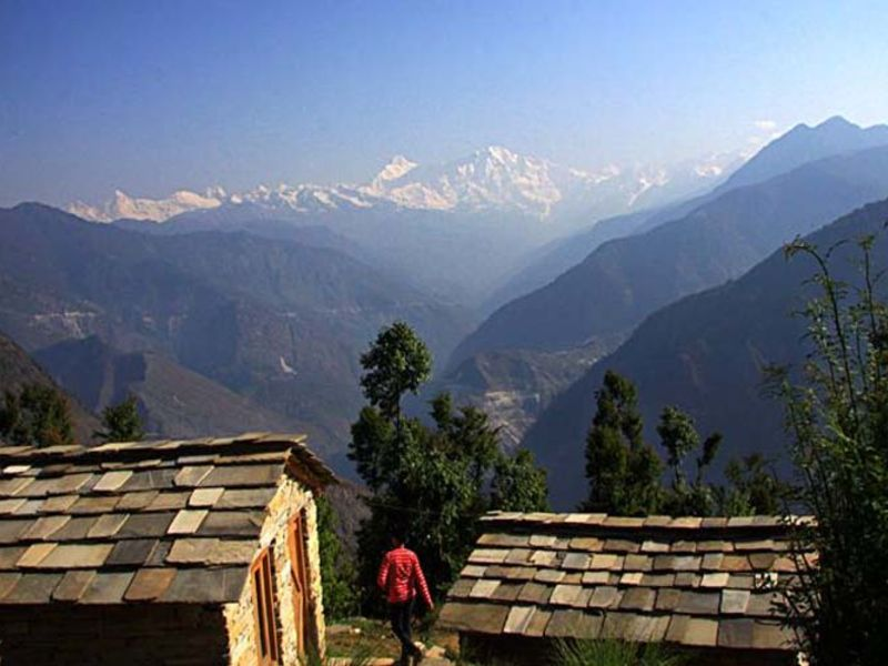 Shaama, Uttarakhand - Best Places To Visit In India In Summers.