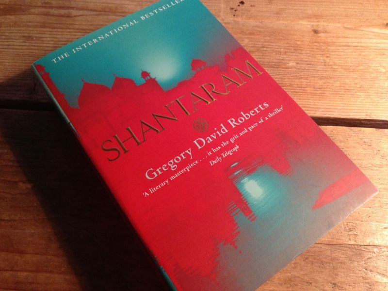 Shantaram - 10 Books That You Have To Read While You Are Traveling In India.