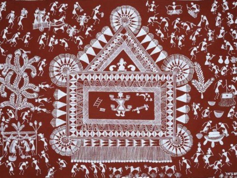 Warli Art - Native Art of Maharashtra