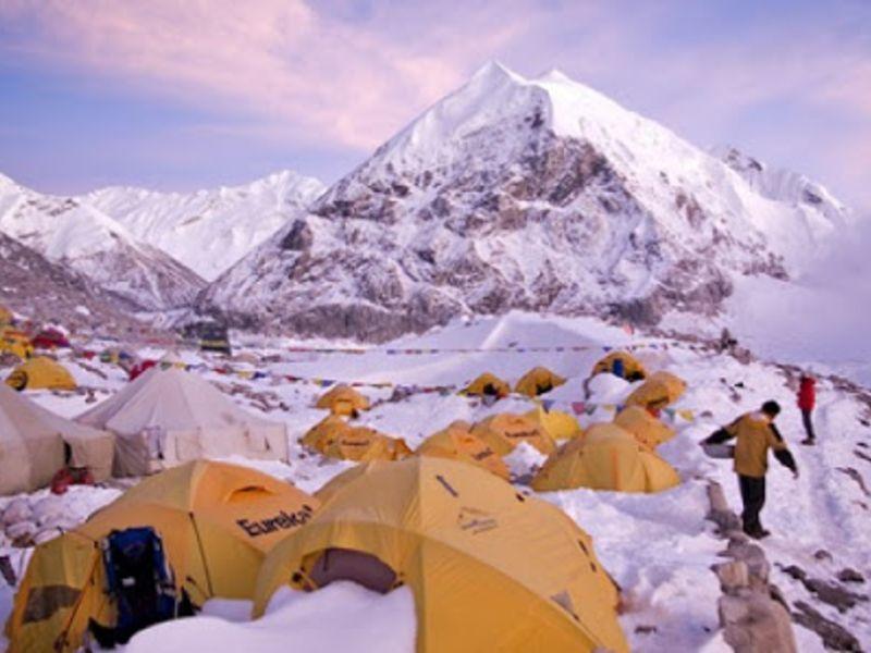 Deo Tibba Trek, Himachal Pradesh