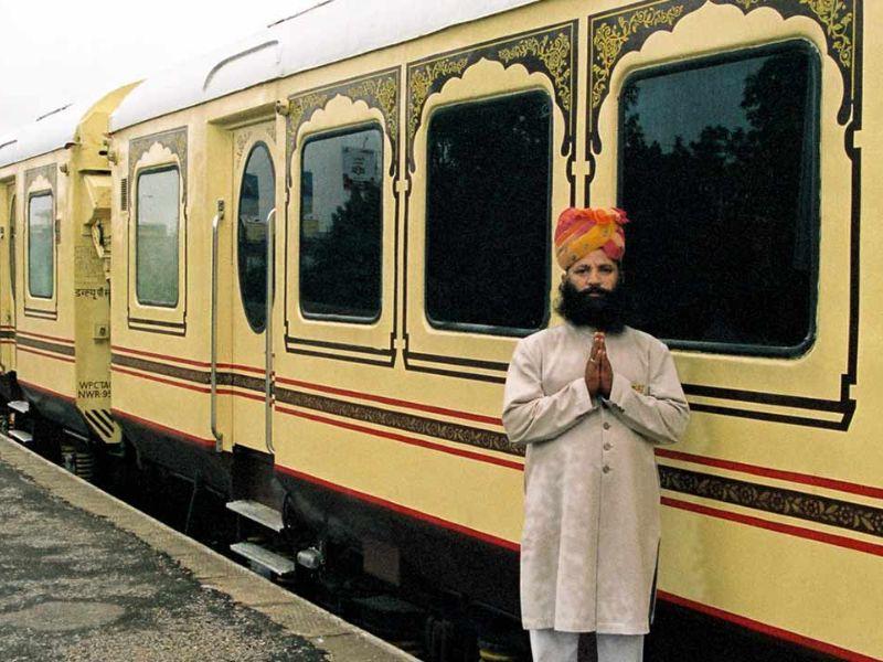 Indian Railways Palace on Wheels