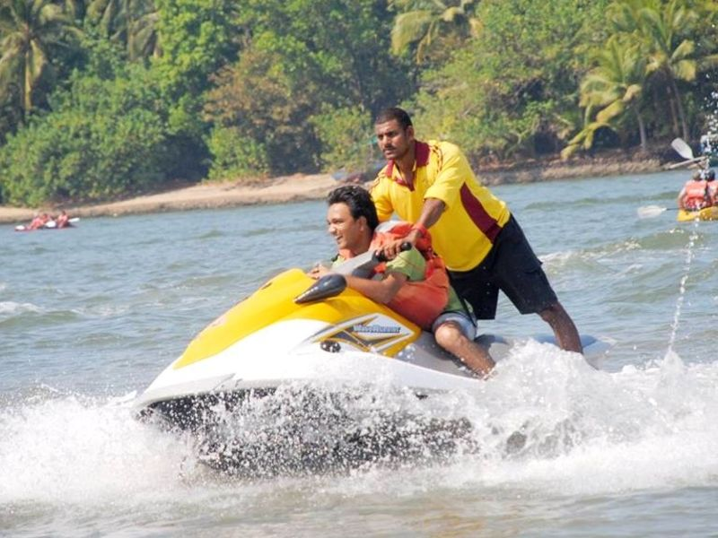 Jet Skiing in India