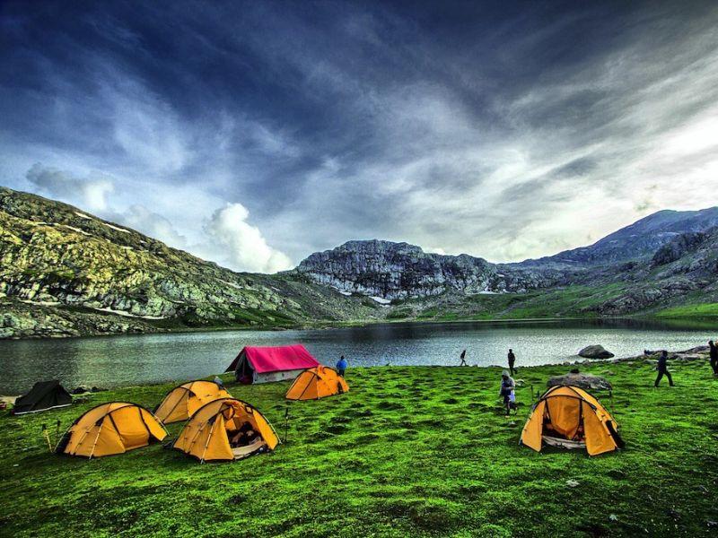 Tarsar Marsar Trek, Jammu & Kashmir