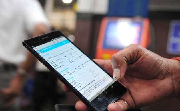 Third party apps for Indian railways ticket booking