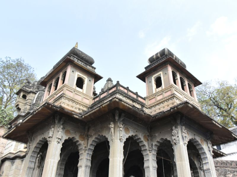 Maheshwar: Of Legends, History and Saris