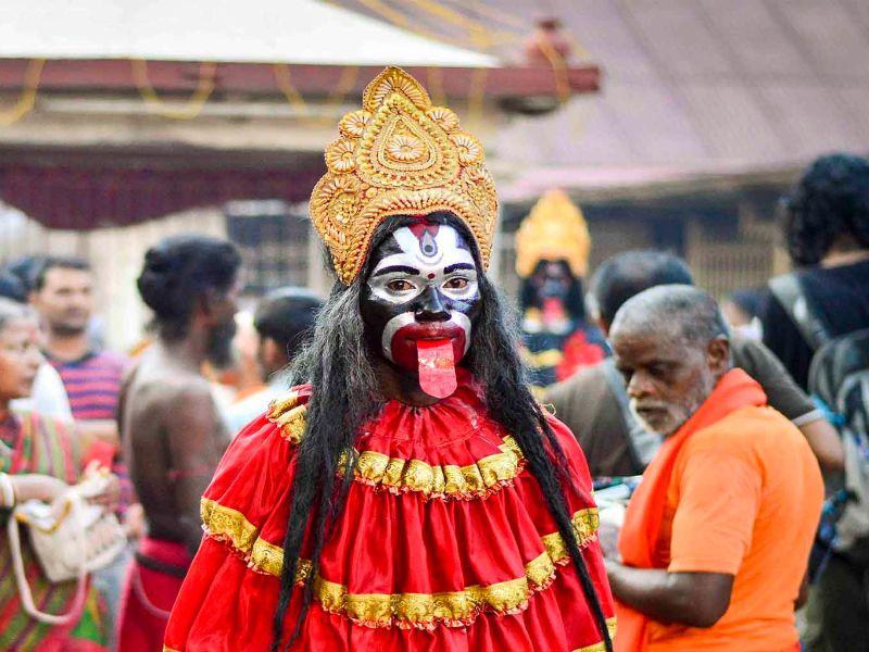 Ambubachi Mela, celebrating the menstruating goddess