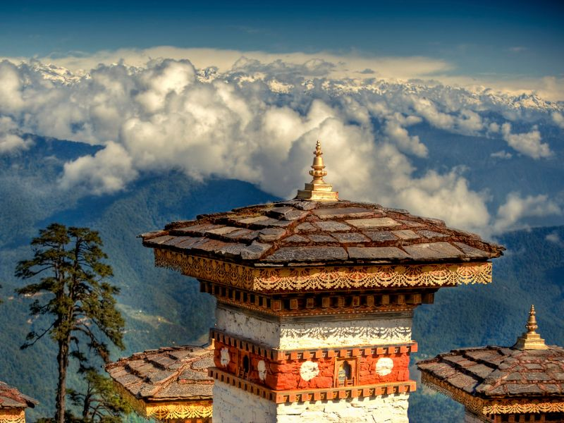 Bhutan - Affordable International Destinations For Indian Backpackers