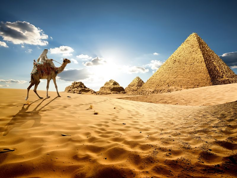 Egypt - Affordable International Destinations For Indian Backpackers