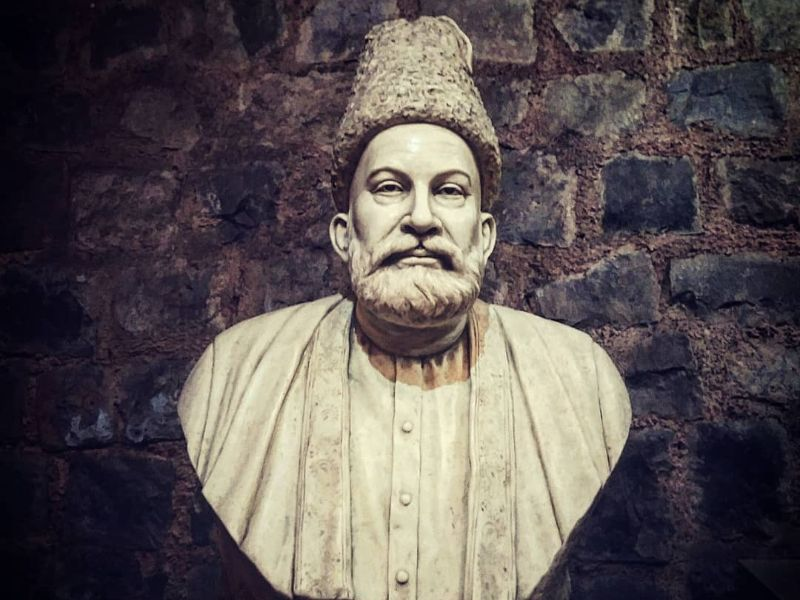 Offbeat places in Delhi Mirza Ghalib Ki Haveli