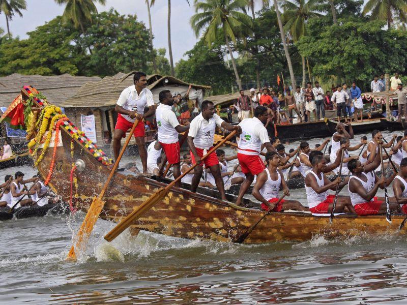 The festival of Onam