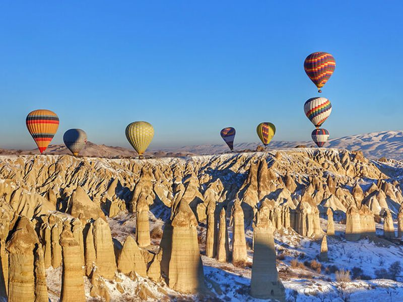 Turkey - Affordable International Destinations For The Indian Backpackers