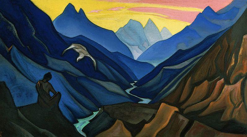 Nicholas Roerich, offbeat Nagar