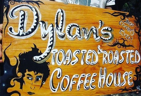 Dylan's coffee house