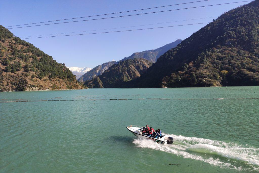Chamera lake, places to visit in Dalhousie