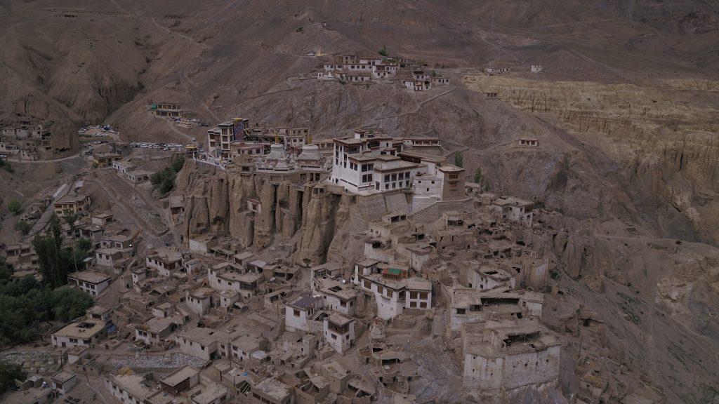 Lamayuru Monastery, traveling to Leh