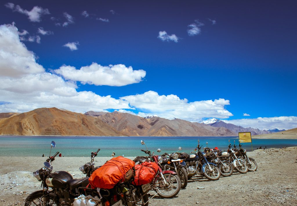 biking trip to Leh Ladakh