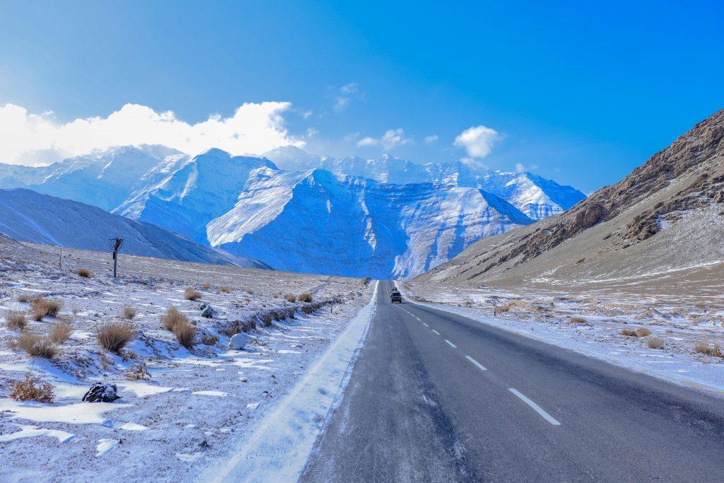 traveling to Leh Ladakh