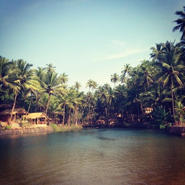 emerald lagoon Goa