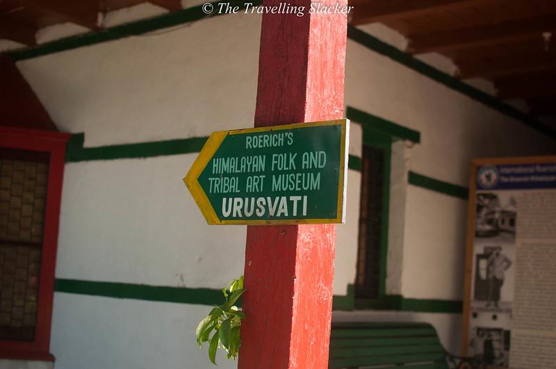 Urusvati museum, roerich estate naggar