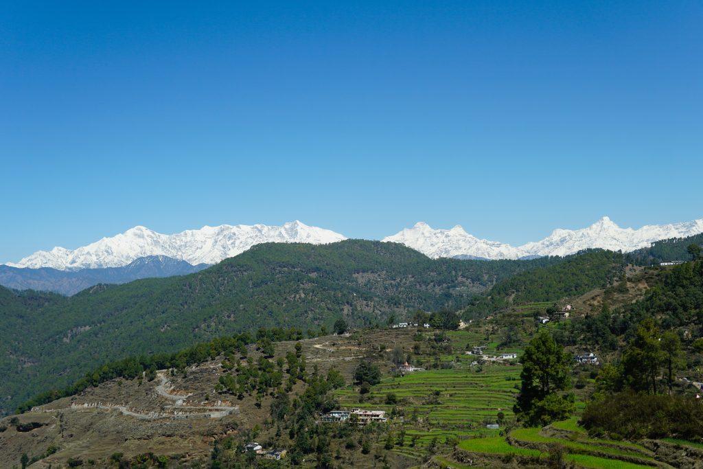 trekking in Mukteshwar